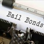 bail bonds typewrite